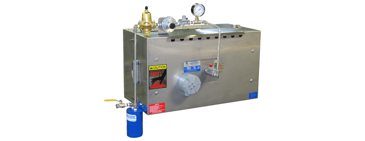 instrument heater